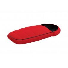 Теплый конверт-накидка Thule Footmuff (Energy Red)