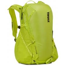 Лыжный рюкзак Thule Upslope 25L (Lime Punch)